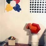 Interior, studio